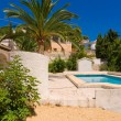 Villa in Spain - Stock Photo