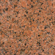 Stock Photo: Red granite