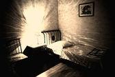 Terrible room — Stock Photo