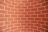 Red brick wall — Stock Photo