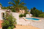 Villa in Spain — Stock Photo