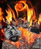 Огонь — Stock Photo