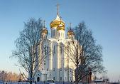 Стефановский собор в Сыктывкаре — Stock Photo