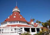 Hotel Del Coronado — Стоковое фото