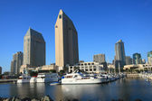 San Diego Downtown — Stock Photo