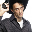 Cowboy male — Stock Photo #1764942