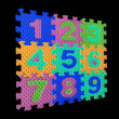 Color numbers — Stock Photo #1974815