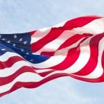 nos bandera — Foto de Stock