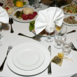 Catering and banquet — Stock Photo #1975434