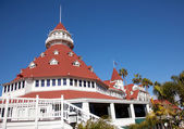 Hotel Del Coronado — Stock Photo