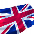 Flag of Great Britain — Stock Photo #2631195