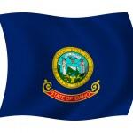 Idaho state flag — Stock Photo #2631230