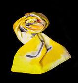 Colorido pañuelo de seda — Foto de Stock