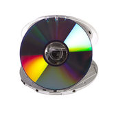 Audio CD player — Stock Photo