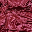 Dark red velvet background - Stock Photo