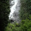 Stock Photo: Bridal Falls
