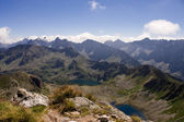 Polish Tatra Mountains — Stock Photo