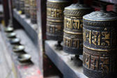 Kathmandu temple — Stock Photo