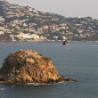 Stock Photo: Acapulco coastline in mexico