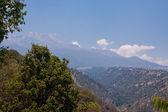 Popocatepetl volcano — Stock Photo