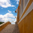 Stock Photo: Izamal convent