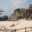 Tulum ruins — Stock Photo #1799117