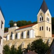 Trencin church - Stock Photo
