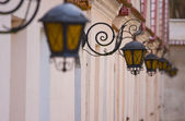 Street lamp — Stock Photo