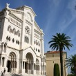 Church in Monaco — Stock Photo