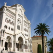Stock Photo: Church in Monaco