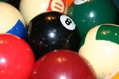 Cue ball — Stock Photo
