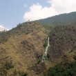Himalaya annapurna trek — Stock Photo