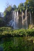 Plitvickie/plitvickie jeziora — Zdjęcie stockowe