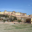 Stock Photo: Jaipur Castle