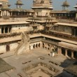 Orcha Temples Fort — Stock Photo