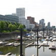 Dusseldorf skyline — Stock Photo #1868937