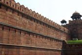 Red Fort in Delhi — Foto de Stock