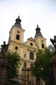 Eger church in Hungary — 图库照片