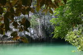 Philippines cave — Stock Photo