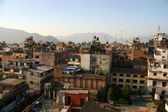 Kathmandu view — Stock Photo