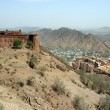 Jaipur Fortification — Stock Photo