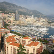 Stock Photo: Monaco coast view