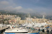 Monte Carlo View — Stock Photo