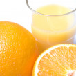 Orange juice — Stock Photo #1950429