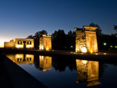 Templo de Debod — Stock Photo