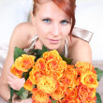 Redhead — Stock Photo #1713625