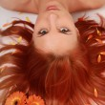 composition orange — Photo
