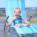 Синий весело — Стоковое фото