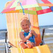 Bright umbrella — Stockfoto #1776151