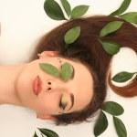 Herbal make-up — Stock Photo #1778888